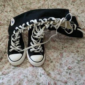 Knee High Converse Chuck Taylor All Star